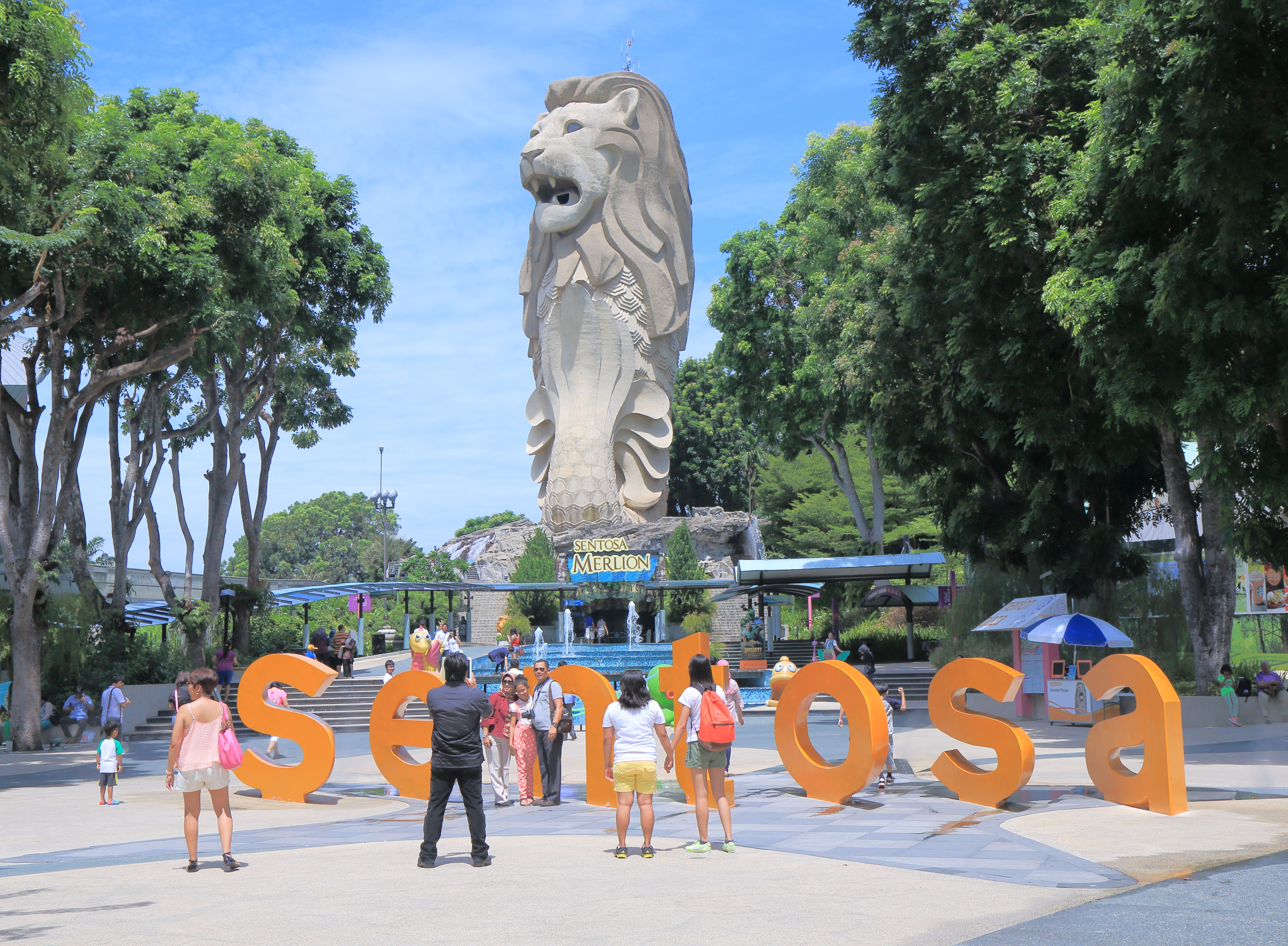 Singapore A Sensory Travel Experience Edterra Edventures Luge Ampamp Skyline 2x Is One Of Safest And Cleanest Cities In The World It Also Has Plenty Greenery Right Middle City So Often Referred As