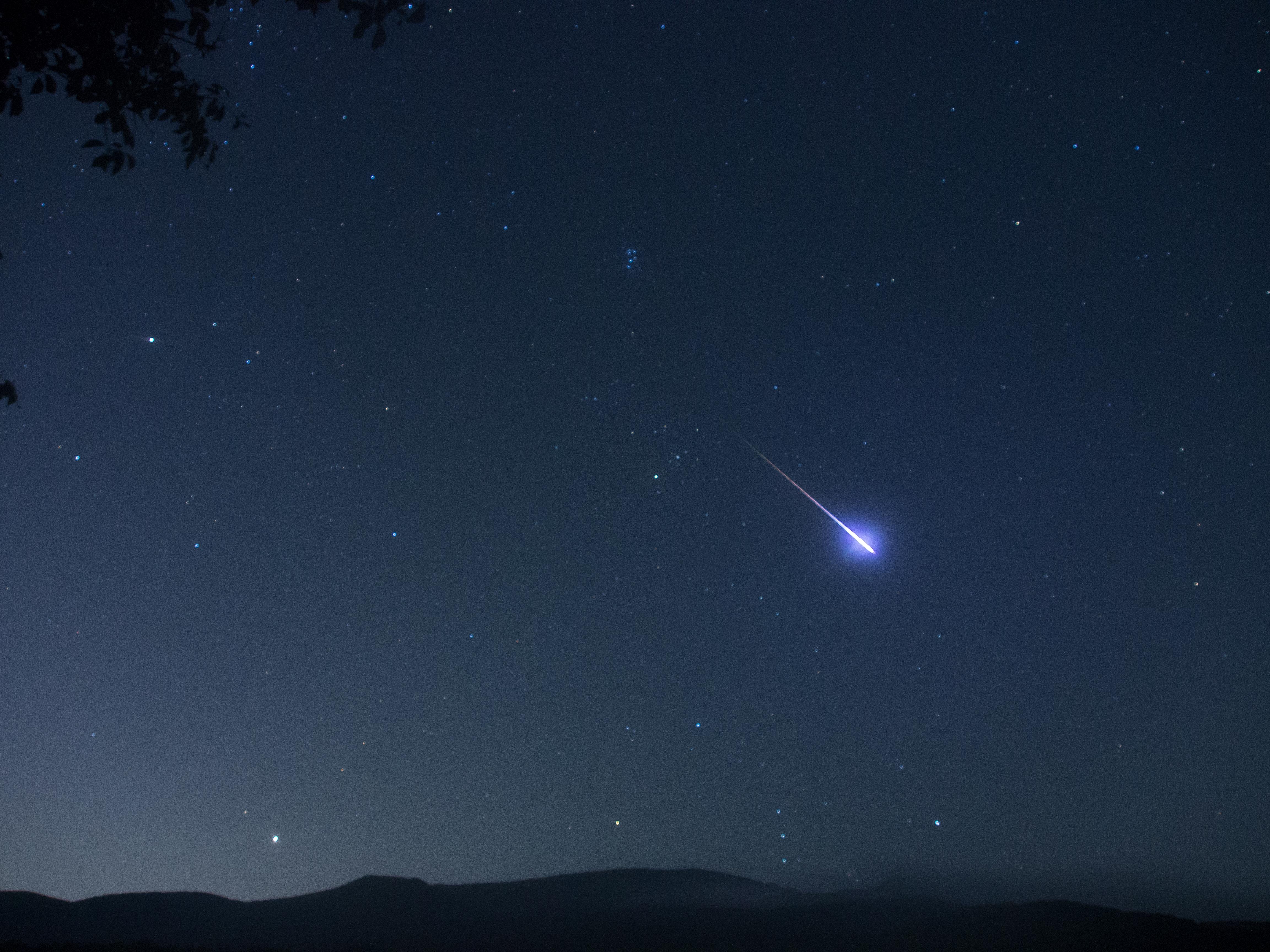 Meteor Showers - Perseid Meteor