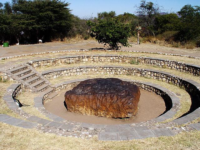 Meteor Showers - Hoba Meteorite