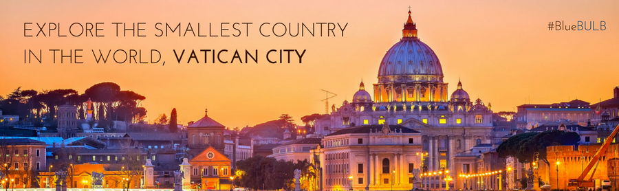 Explore The Smallest Country In The World Vatican City