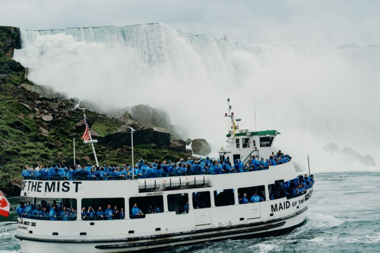 Niagara Falls witth EdTerra