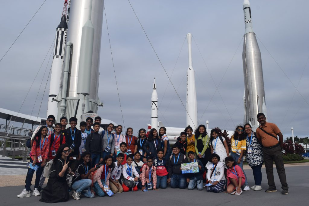 Kennedy Space Center with EdTerra